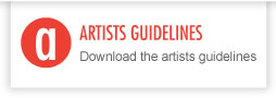 Artists Guidelines - Download the artists guidelines